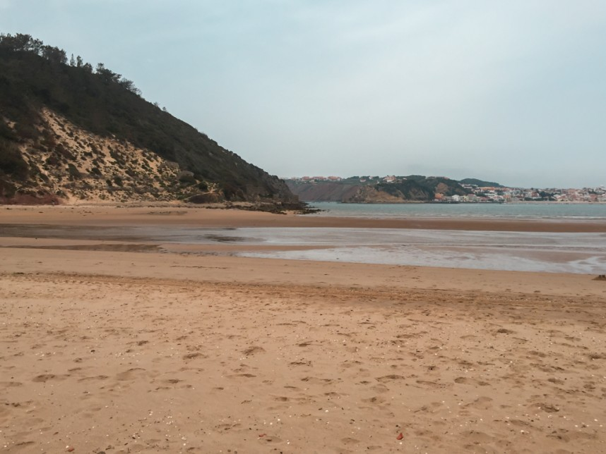 Plage de Sao Martinho do Porto