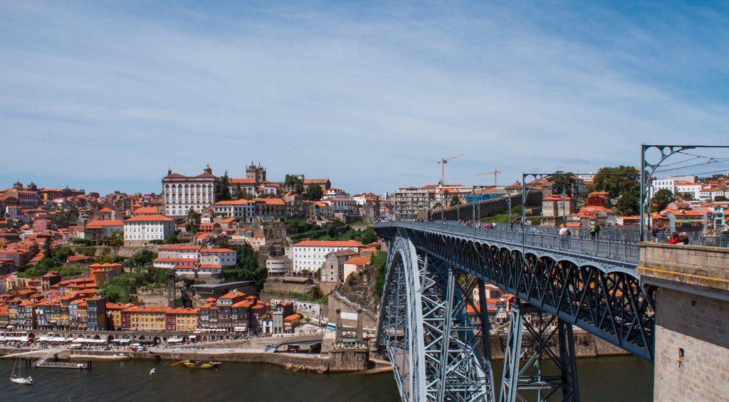 Ponte de Luiz à Porto