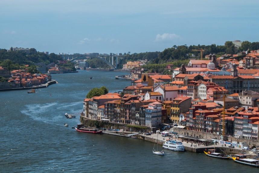 Porto au bord du Douro