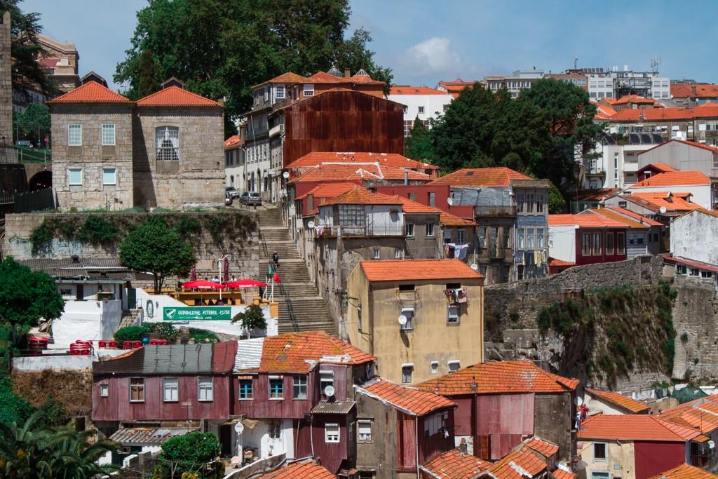 Petites baraques portugaises