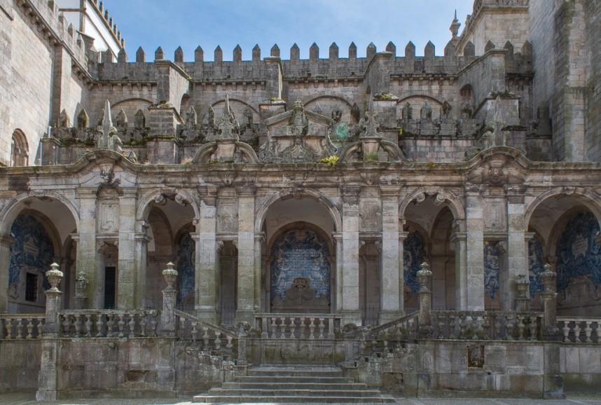 Cathédrale do Sé à Porto
